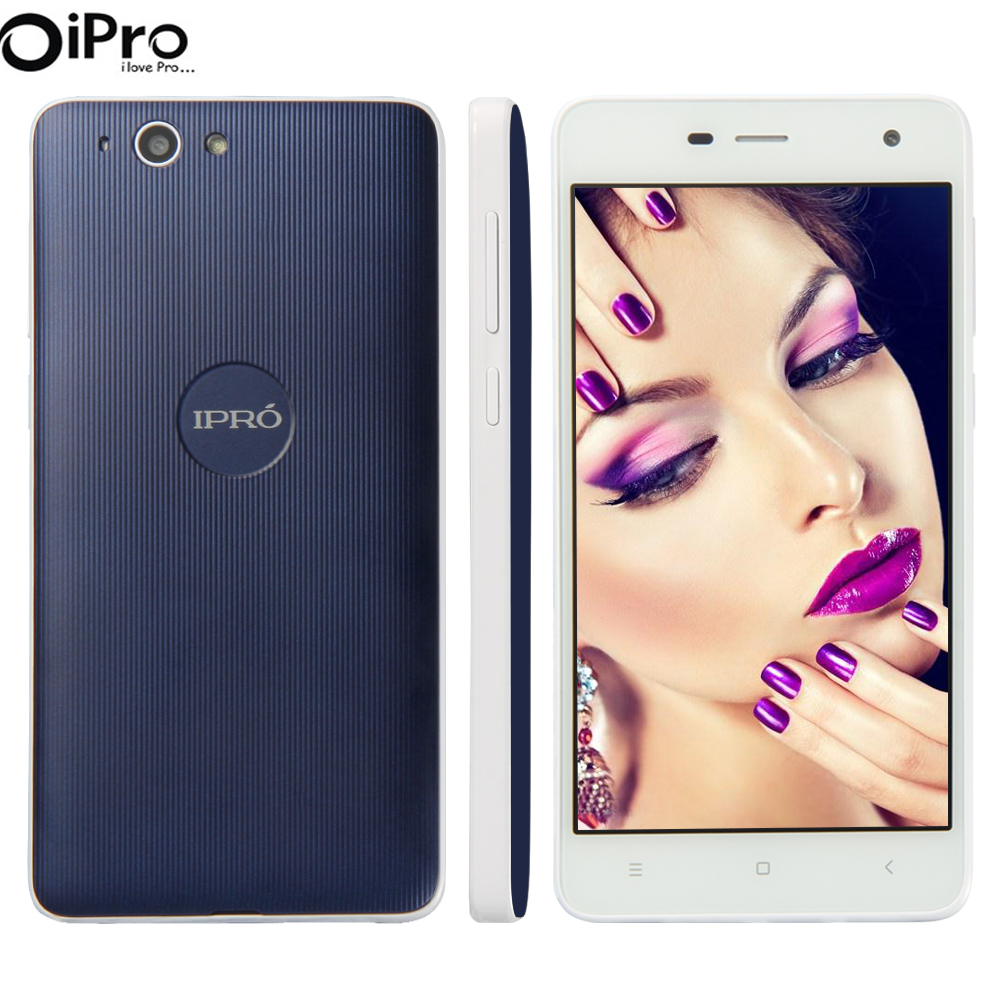 New IPRO 5 0 Smartphone Android 5 1 MTK6580M Quad Core Dual SIM celular Unlocked Mobile