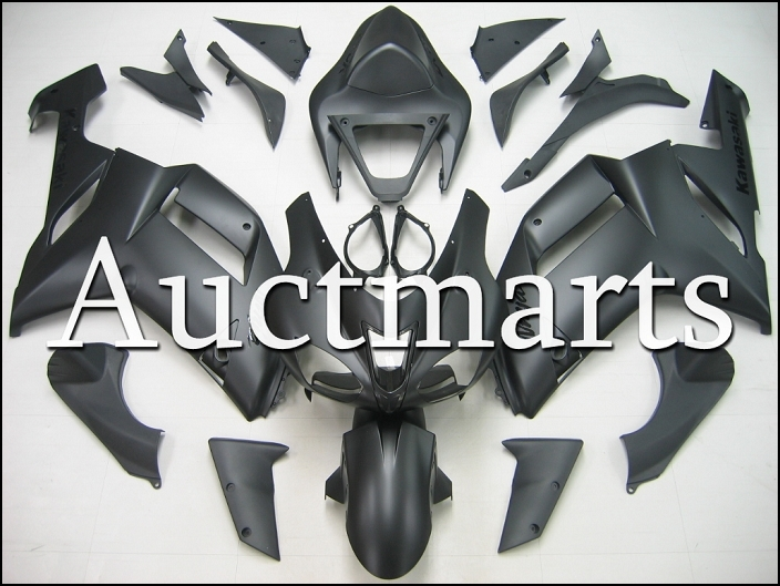 Fit for kawasaki ZX-6R 2007-2008 high quality ABS Plastic motorcycle Fairing Kit Bodywork ZX6R 07-08 ZX 6R CB24 hot sales popular cowling for zx 6r 07 08 kawasaki ninja zx636 zx 6r 636 zx6r 2007 2008 nakano body fairings injection molding