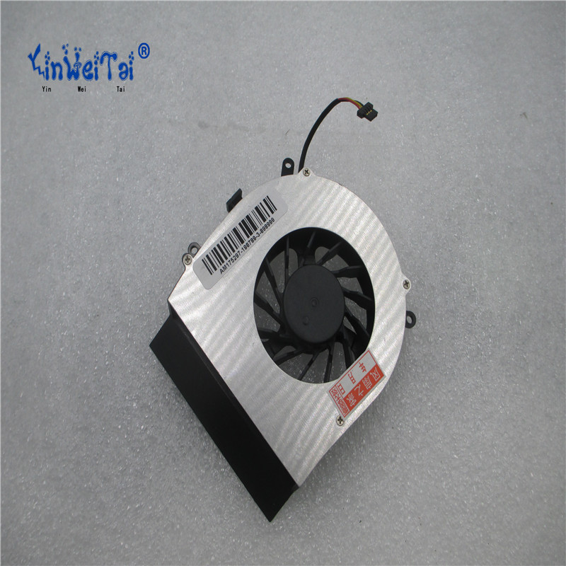 цены laptop cpu cooling fan for Fujitsu Amilo Pi2530 Pi2540 Xi2428 Xi2528 Xi2550 Pi2550 BS601305H-03 28G200550-00 P55 Laptop Fan