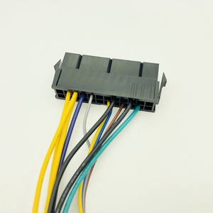 Image 3 - 30 CM Modulare Netzteil Kabel ATX 24Pin 24 Pin Weibliche zu 6Pin 6 Pin Männlichen Mini 6Pin Stecker für HP Elite 8100 8200 8300 800G1