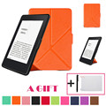 Simplestone Magnetic Auto Sleep PU Leather Cover Case For  2016 Kindle Paperwhite (7th Generation) 6 inch +Free Gift Dec7 mosunx