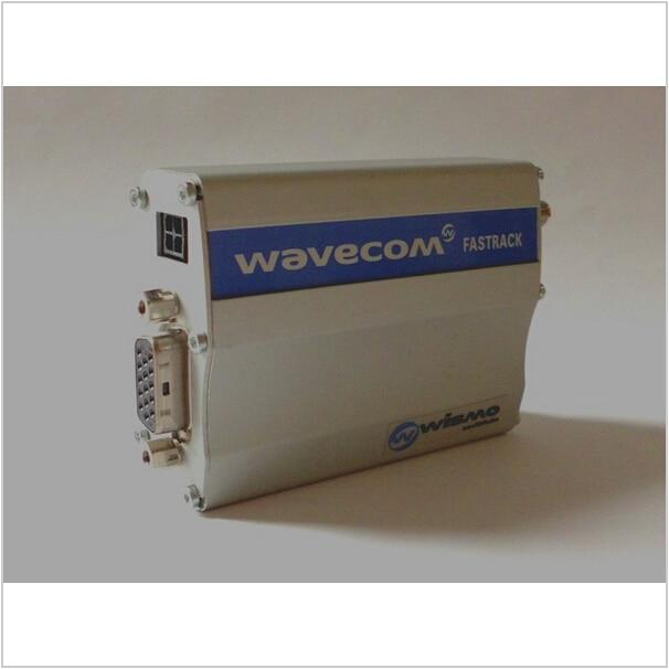 Wavecom Q24plus with TCPIP industrial M2M single gsm modem 850/1900/900/1800mhz