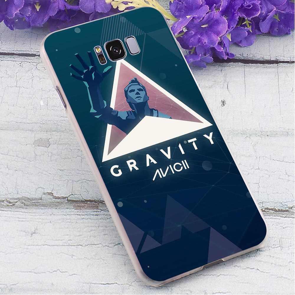 DJ Avicii Ular Hard Case untuk Samsung Galaxy A40 Ponsel Cover untuk A50 A70 A3 2015 A5 2016 A6 2017 a7 2018 A8 Plus A9 A10 A20 A30