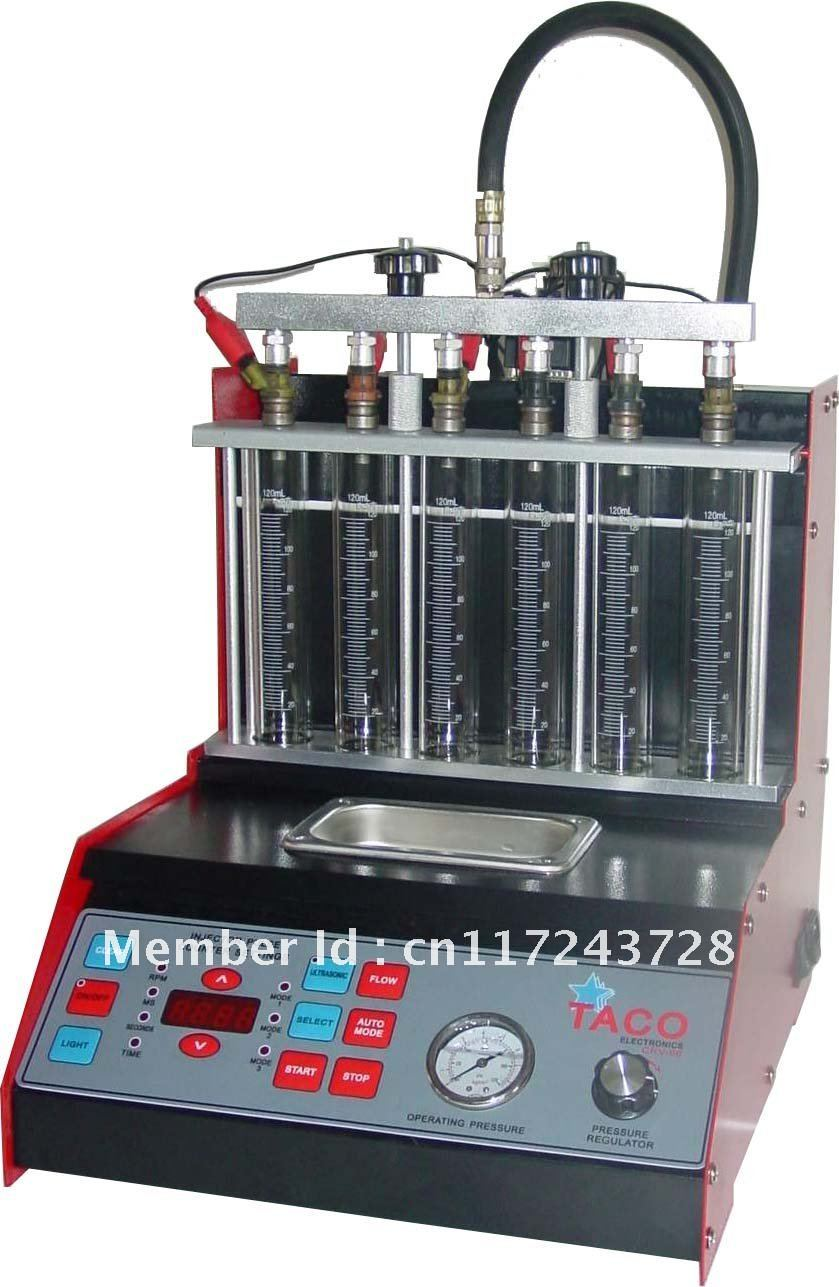 Free Shipping Fuel Injector Cleaner And Diagnosis Machine