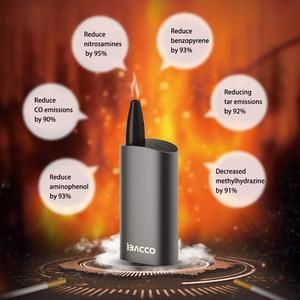 Image 3 - 2019 Original Original IBACCO 2.0 ยาสูบความร้อนไม่มี Burn Vaporizer 2600 mAh ชุด VAPE บุหรี่อิเล็กทรอนิกส์ tastes Better