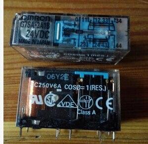 ФОТО Supply brand new genuine authentic G7SA-3A1B DC110V * relay spot sale