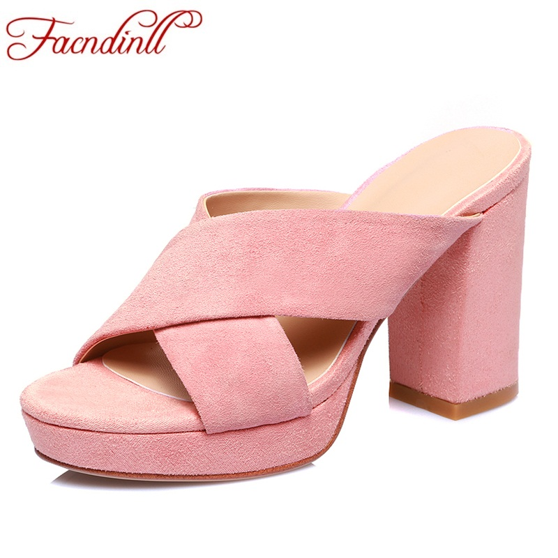 FACNDINLL fashion open toe women bohemia sandals sexy cross-tied high heel summer shoes ladies party wedding platform sandals facndinll new women summer sandals 2018 ladies summer wedges high heel fashion casual leather sandals platform date party shoes