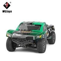 JJRC WLtoys 12403 2 4G 1 12 4WD Remote Control Car Crawler RC Car RTR High