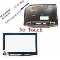 Mới CHO Lenovo Y50 Y50-70 Y50-70A Y50-70AS-IS Y50-80 15.6 LCD Top Cover Quay Lại Phía Sau Nắp/Bezel LCD Bìa Không Có cảm ứng