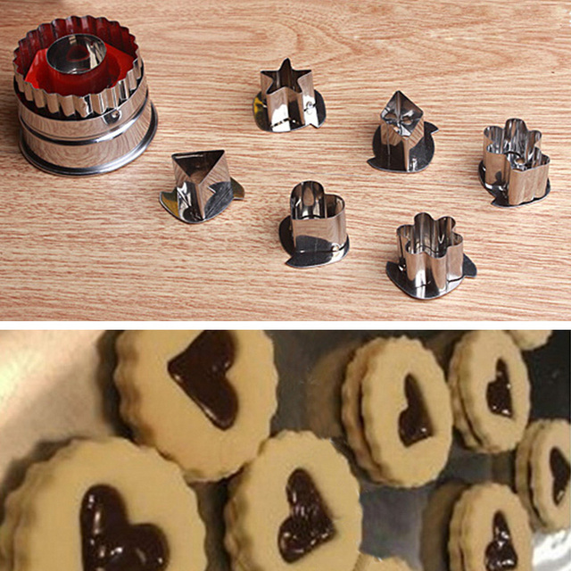 DIY Cookie Mold and Shape Cutters