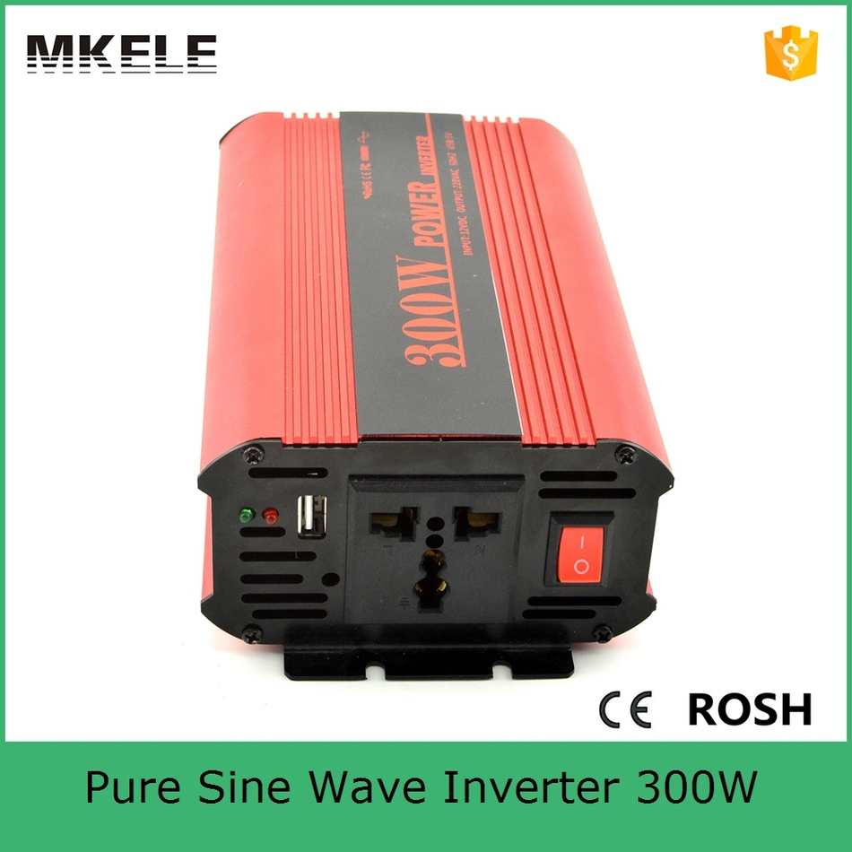 MKP300-241R manufacture small size pure sine wave 300w inverter 110vac power inverter 24v cheap power inverter made in China china manufacture sell 300w 12v to 115v car use inverter maili brand one year warranty