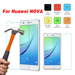 9H 2.5D Tempered Glass For Huawei Nova G8 MINI GX8 G8 L23 Y311 Y511 Screen Protector For Honor 6 7 plus 6X 8 Phone film(China)