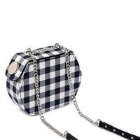 Fashion Fairy bag plaid crossbody bags casual shoulder bag Messenger women handbag purses city bag