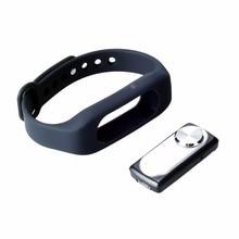 2017 Fashion Wristband Voice Recorder MINI USB Spy Pen 8GB Digital Audio Voice Recorder 70hours Recording Free Shipping