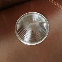 1pc 300W 80mm Diameter Round Glass Spotlight Fresnel Lens with IP23 Protection Grade|fresnel lens|spotlight lens|glass fresnel lens -