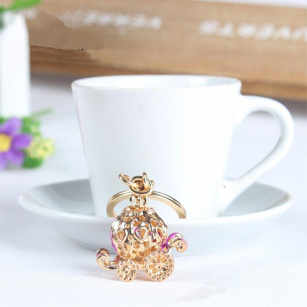 Free Shipping Fashion Cinderella Pumpkin Carriage Rhinestone ...