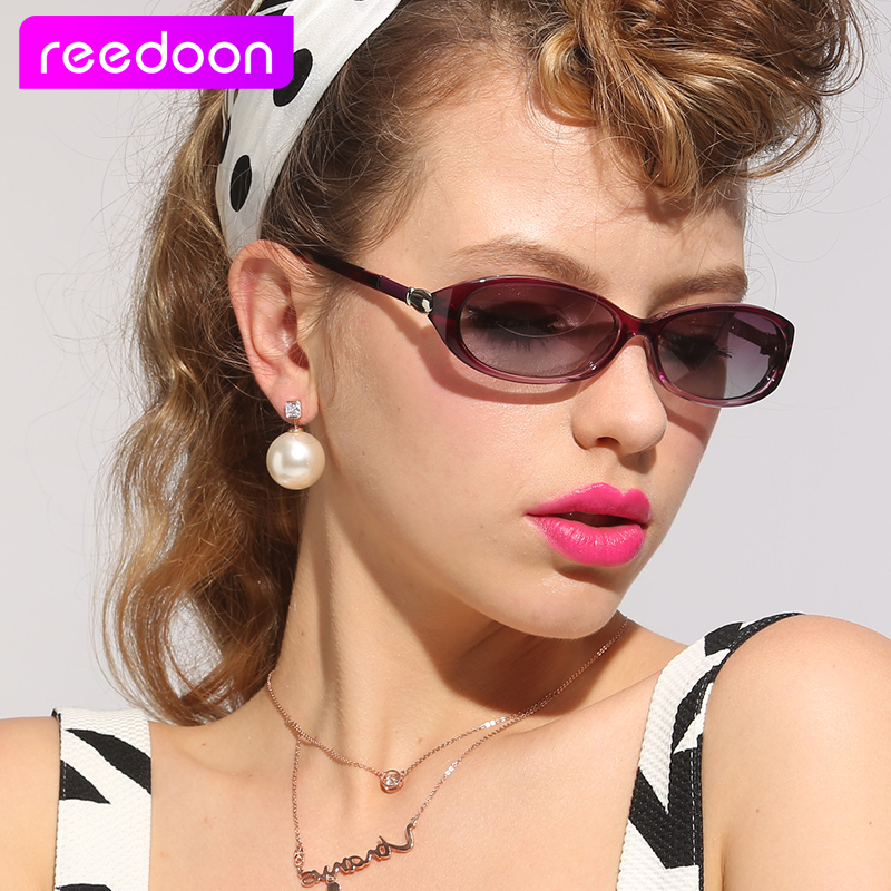 190379ffad53 Reedoon New Women Sunglass Fashion Sun Glasses Polarized Gafas Polaroid  Sunglasses Women Brand Designer Driving Oculos 30134-in Sunglasses from  Women's ...