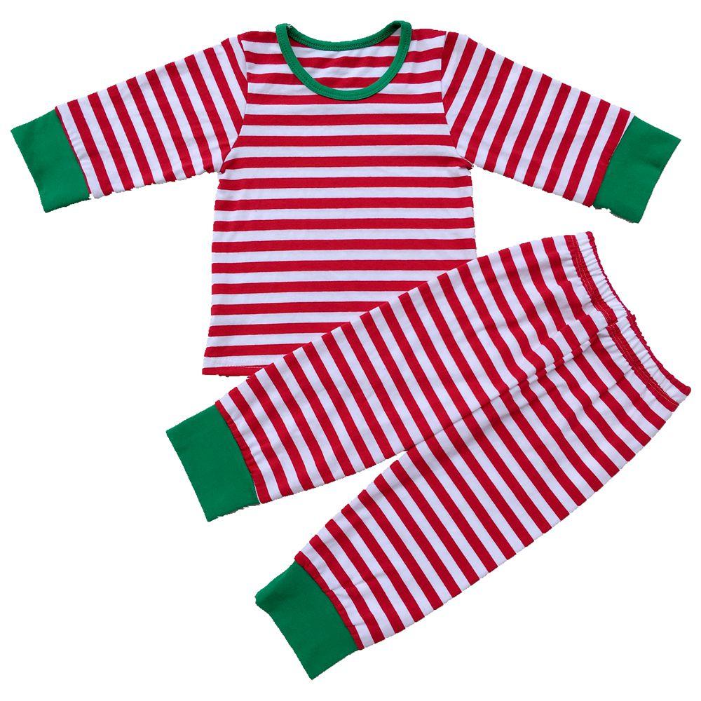 64d6637b43 Monogramma Personalizzato Pantaloni Set Famiglia Pigiama Di Natale di  Corrispondenza Di Natale rifornisce Ragazze E Ragazzi Pigiami bambino  camicie in ...