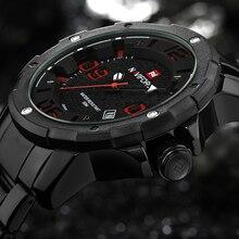 NAVIFORCE Watches Men Top Luxury Brand Hot Design Military Sports Wrist watches Men Digital Quartz Men Full Steel Watch Relojes