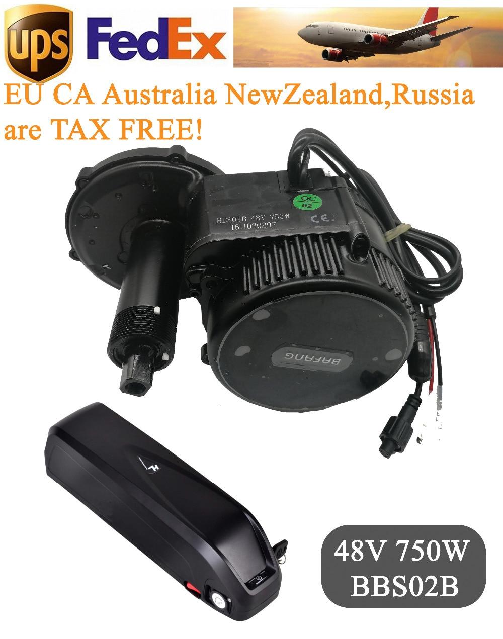 Aliexpress.com : Buy Bafang 8Fun Mid Motor Kits BBS02 750w