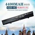 4400 mah bateria para compaq 620 621 320 321 325 420 326 421 para hp 620 587706-761 593572-001 hstnn-db1a hstnn-cb1a hstnn-cbox