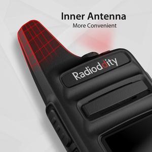 Image 4 - Radioddity GD 73 A/E UHF/PMR מיני DMR SMS חמה שימוש מותאם אישית מפתח IP54 USB תכנית & תשלום 2600mAh 2W 0.5W שני בדרך כיס רדיו
