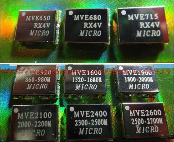 50-3000MHz Series Full Voltage Controlled Oscillator VCO