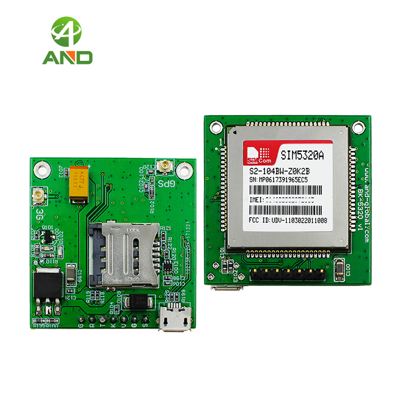 3G Cellular GPS Breakout MINI SIM5320A kits SIM5320A breakout board 1set without accessory free shipping