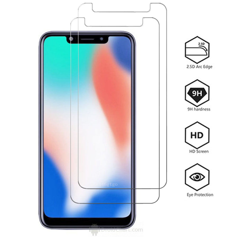2.5D 9H Tempered Glass For Micromax iOne Screen Protector On The For Micromax Q4151 Bolt Q357 Protective Film Glass