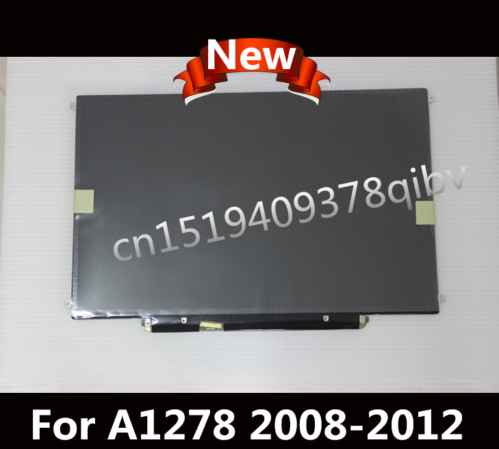 Brand new original Matrix for Macbook Pro 13 A1278 Air 13 A1342 LED LCD Screen Display replacement Laptop screen 1280 x 800 original new space grey silve laptop a1706 lcd assembly 2016 2017 for macbook pro retina 13 a1706 lcd screen assembly mlh12ll a