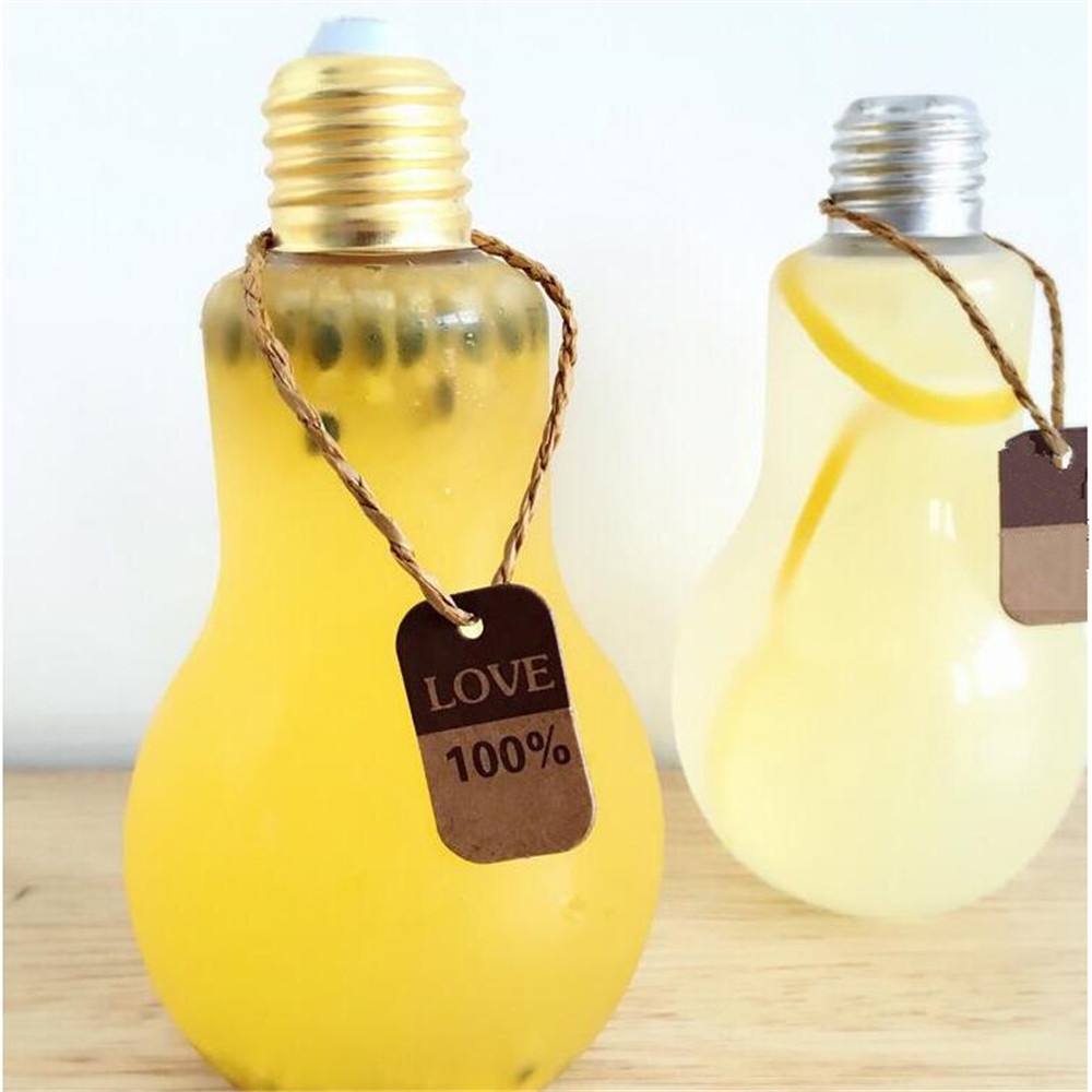 2016 New Lamp Beverage Plastic Bottle Milk Lamp Creative Juice ... for Lamp Bottle Juice  35fsj