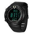Модные уличные водонепроницаемые спортивные цифровые военные часы с большим циферблатом  мужские Модные наручные часы с подсветкой 50 м для...