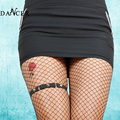 Fantasias sexy body cage belts for women plus size garter bondage garter belt rock lingerie stocking suspender p0027