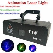 Красочный Вт 1 Вт анимационный лазерный проектор диско-паб Графический лазерный проектор Dj музыкальный бар сценическое шоу анимационный лазерный проектор