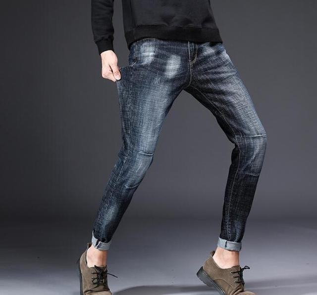 Casual Stretch Jeans 1