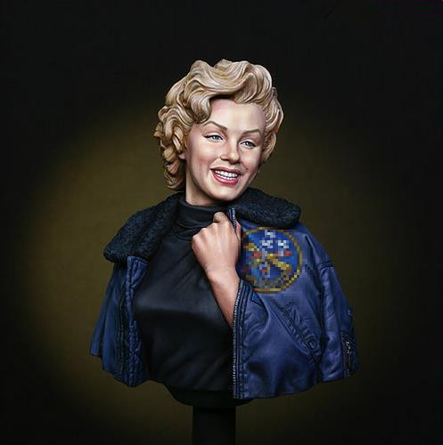 купить pre order-Resin toys LM-B013 'Bye Bye Baby' Marilyn Monroe in Korea for her USO tour 1954 Free shipping в интернет-магазине