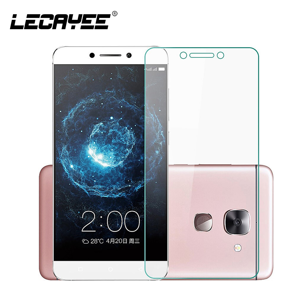 LECAYEE For LeTV Le 2 Pro Le MAX 2 Screen Protector Full Cover HD Tempered Glass For LeEco Le2 X620 Max2 X820 Protective Film