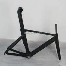 Carbon Time Trial Frame  for  Out Door Cycling  700C TT frameset+Wheels+fork+seat post +seat post clamp KQ-TT03