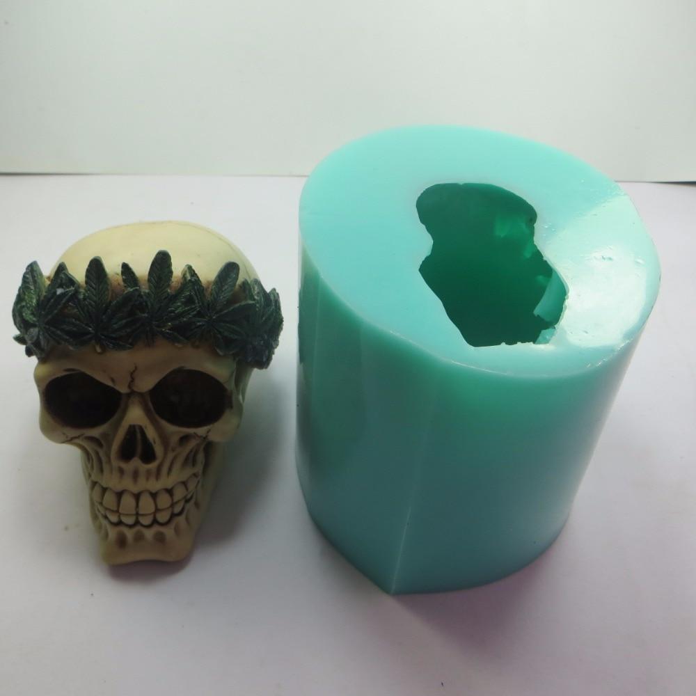 fondant bolo molde qt0004 sílica gel cozinha dia das bruxas moldes