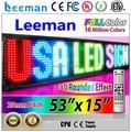 Leeman из светодиодов панелей или из светодиодов рекламные щиты на открытом воздухе водонепроницаемый из светодиодов экран контроллера карты LINSN система bluetooth wi-fi 3 г