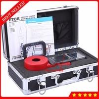 0.01-1200ohm デジタル接地抵抗測定のクランプ接地抵抗テスター 0.00mA-20.0A 電流計 ETCR2100C +
