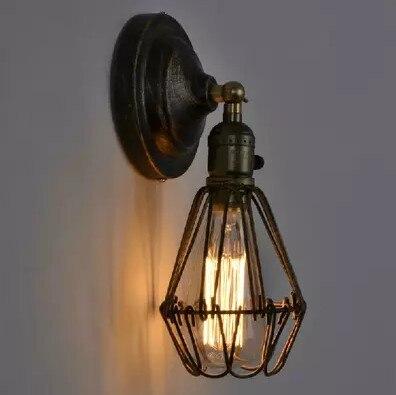 edison tischlampe vintage beleuchtung für zuhause glühlampe loft retro stil industrielle wandleuchte vintage für zu hause beleuchtung edison apliques pared lampe in retrostil