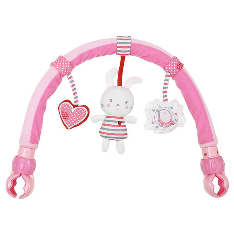 Sozzy Baby Stroller/Bed/Crib Hanging Toys Rattles Seat Plush Stroller Mobile Rattles Gifts BM88