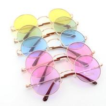 цены на 2019 Sunglasses for Women Brand Designer Men Sun Glasses Round Frame Oculos de sol Eyeglass Lunette De Soleil Femme  в интернет-магазинах