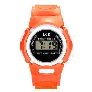 Children Kid Girl Boy Watch Digital Student LED Sports WristWatch zegarek dzieciecy reloj nios montre enfant relgio infantil