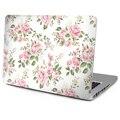 Venda quente Top Vinyl Decal Laptop Textura de Mármore Adesivo de Pele Floral para macbook air pro retina mac novo com apple logotipo corte fora