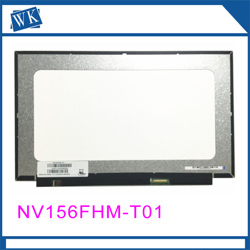 Free shipping NV156FHM-T01 NV156FHM T01 15.6inch Laptop Lcd Screen Dispaly ReplacementFree shipping NV156FHM-T01 NV156FHM T01 15.6inch Laptop Lcd Screen Dispaly Replacement