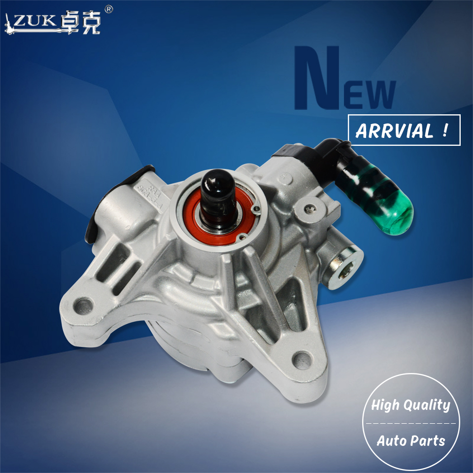 ZUK High Quality Power Steering Pump For HONDA ACCORD 2003 2004 2005 CM4 CM5 CL9 2