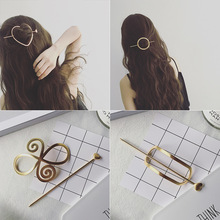 Korean Design Metal Hair Clips