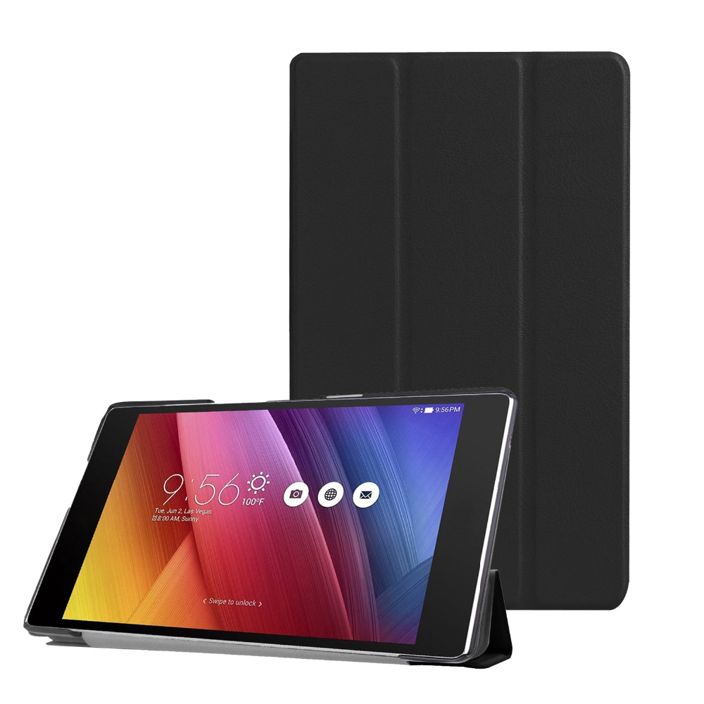 UltraSlim Lightweight Cover Case For ZenPad 8.0 Z380M Z380CX Z380KL Flip Smart Case With Auto Sleep